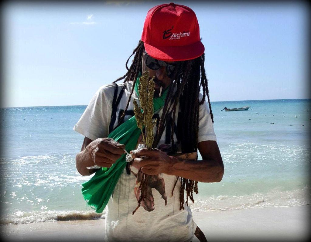 A Jamaica adoren el cànnabis