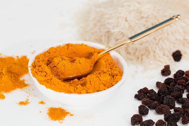La cúrcuma és un dels ingredients del curri