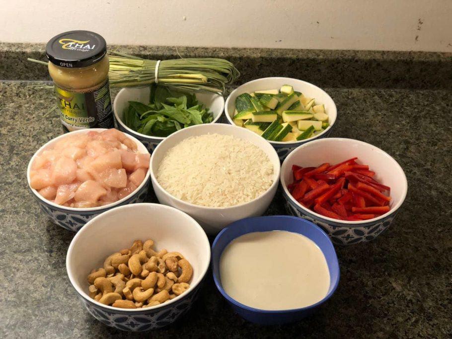 Ingredients per a la nostra recepta cannàbica