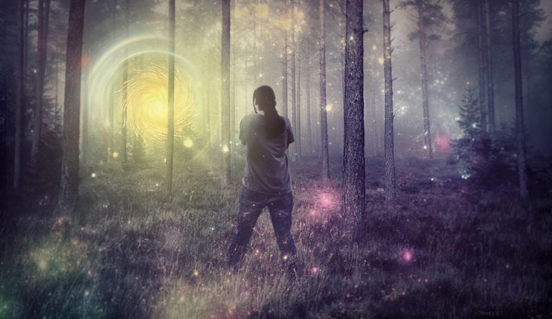 Sovint es parla d'un viatge, com un descobriment d'una altra realitat