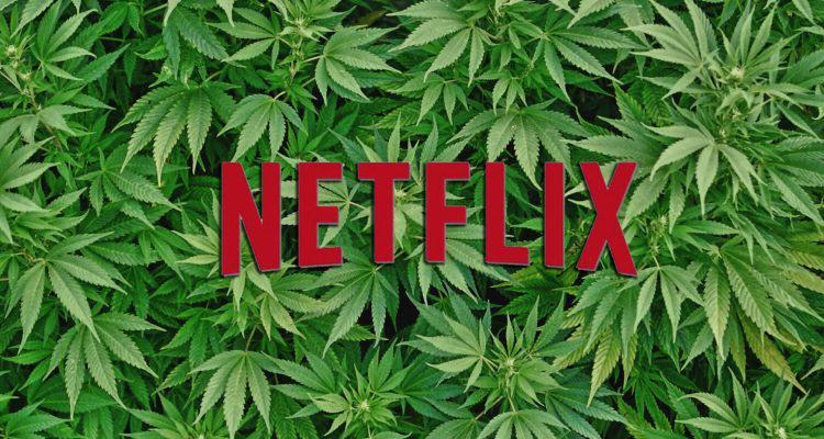Netflix té unes quantes sèries i pel·lícules cannàbiques Font: Netflix-news.com