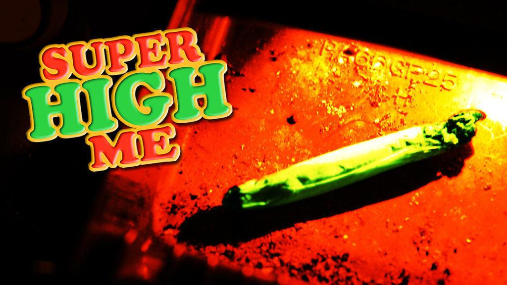 Super High Me a Netflix