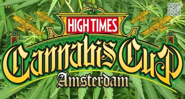 High Times ha organitzat la Cannabis Cup a Amsterdam des de 1988 (Font: Devilharvest)