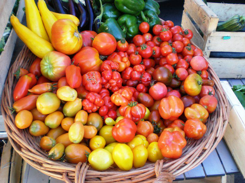 Tomatoes as antioxidants