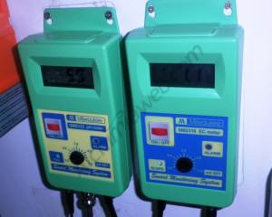 PH and EC Meters