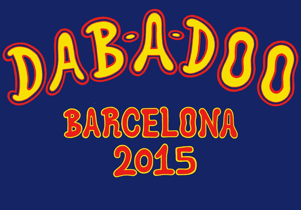 2015 Dab-a-Doo Barcelona