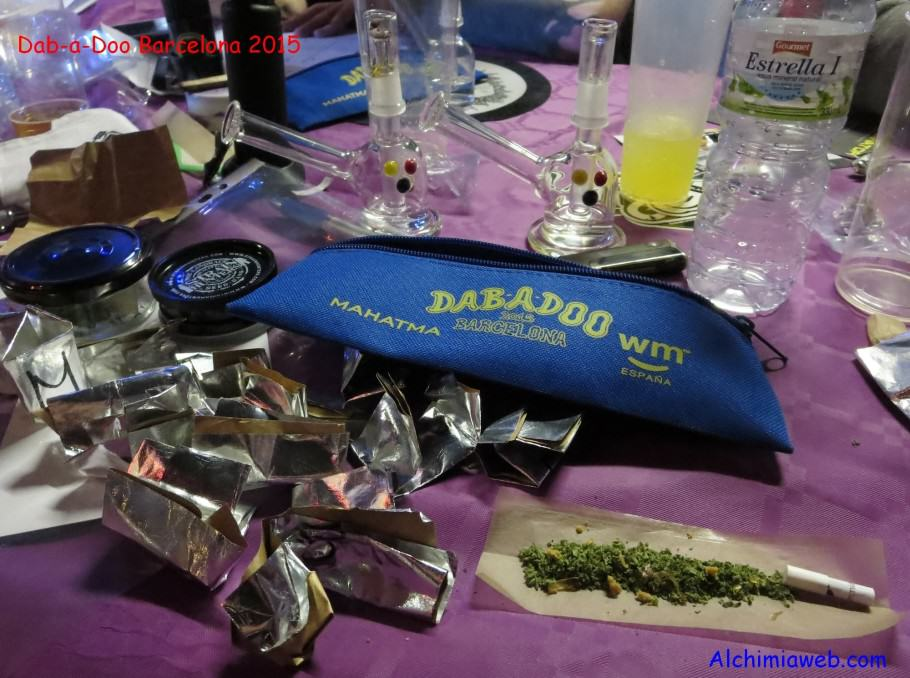 Dab-a-Doo 2015 Barcelona