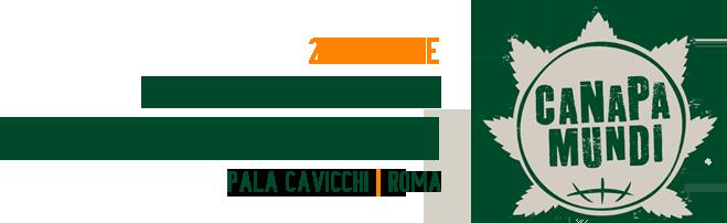 Canapa Mundi, Rome