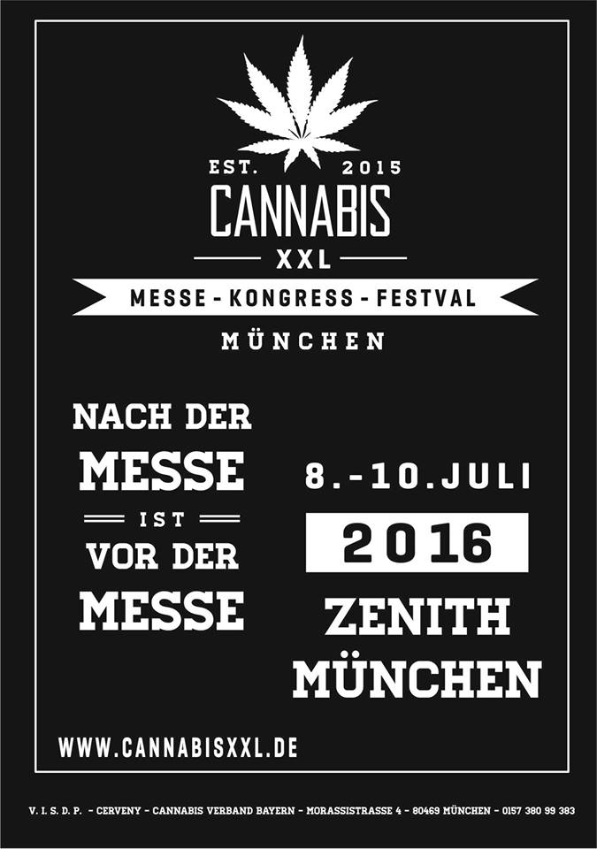 Cannabis XXL Munich