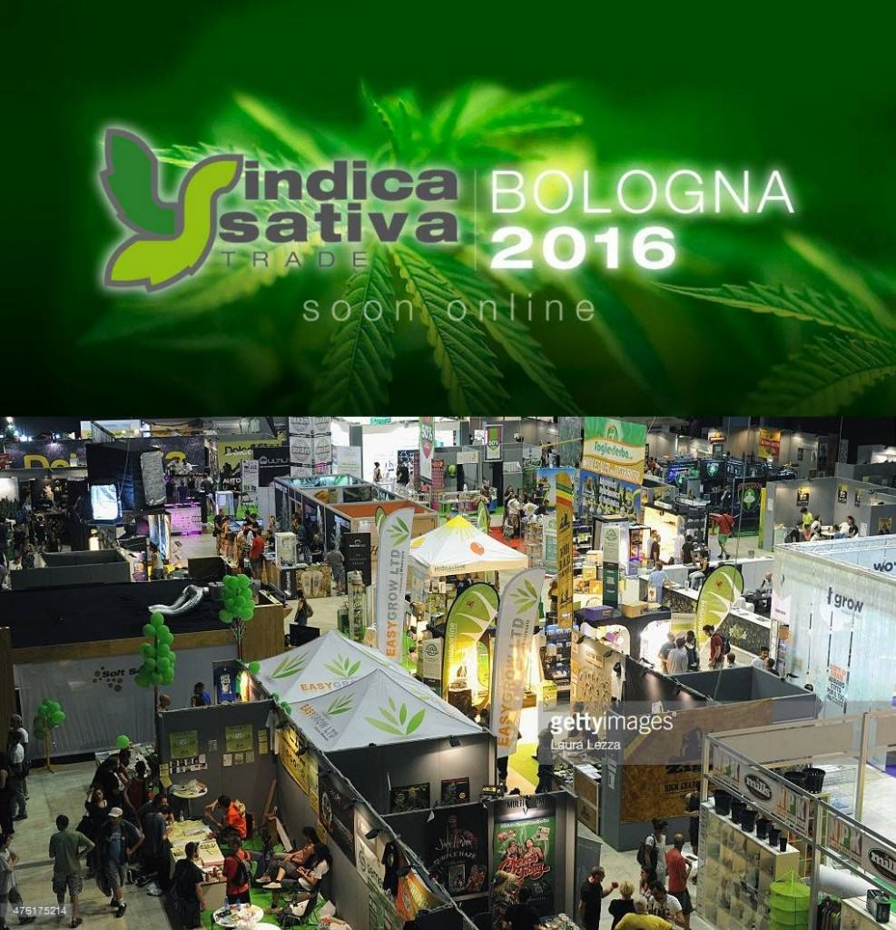 Indica Sativa Trade 2016