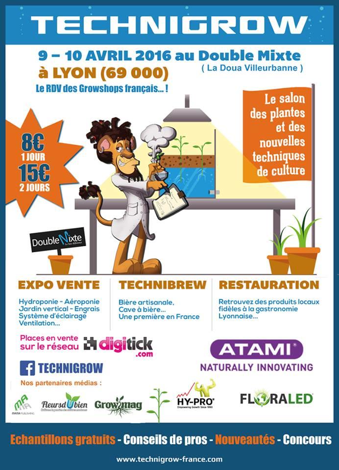Technigrow Lyon