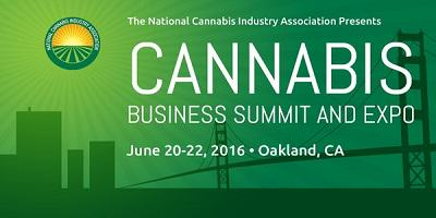 2016 Cannabis Business Summit Expo