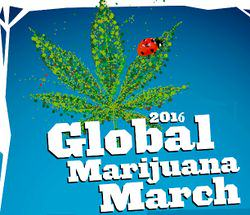 2016 Global Marijuana March