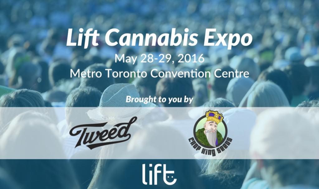 2016 Lift Cannabis Expo