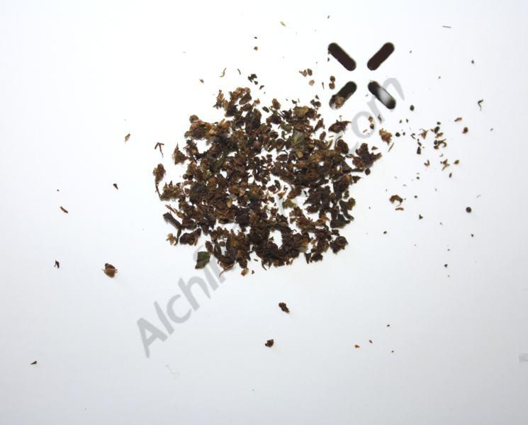 Vaped herbs Pax2