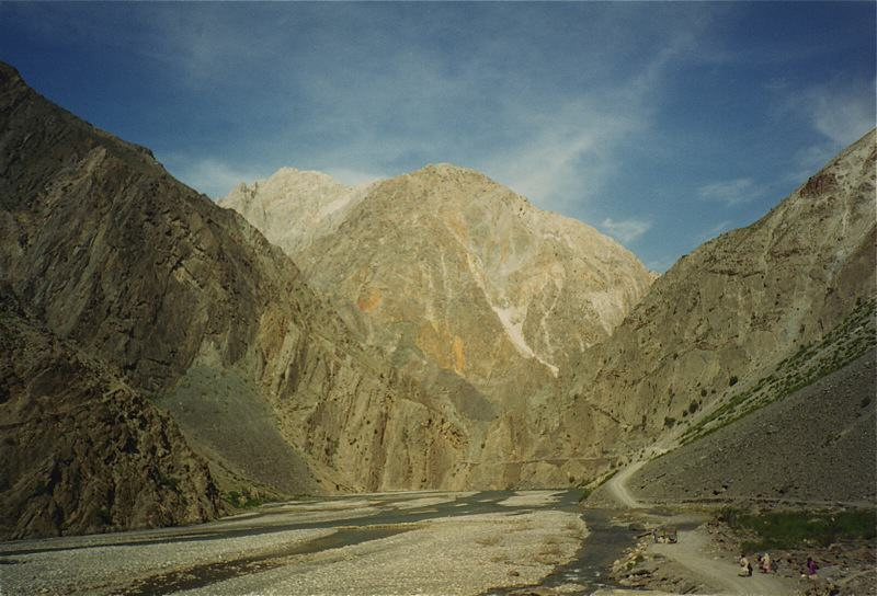 Chitral Valley, Pakistan, Hindu Kush