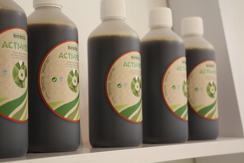 Acti-Vera Bottles from BioBizz