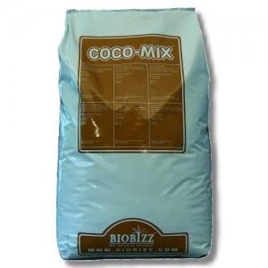 Coco fibres for hydroponics