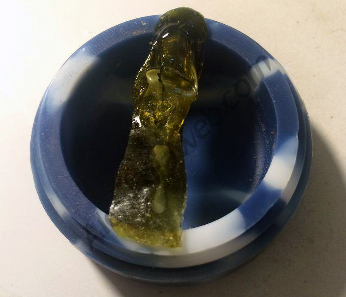 How to make Rosin from Hash