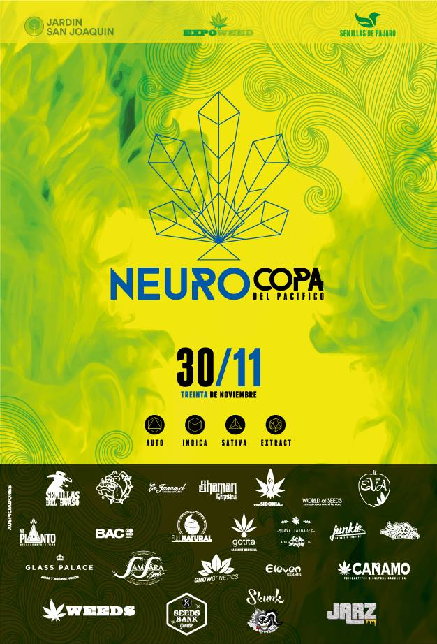 4th Neurocopa del Pacífico