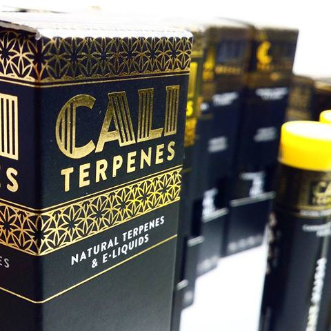 Cali Terpenes guarantees pure, natural terpenes