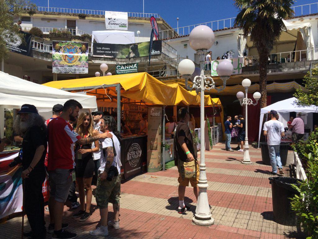 A hot sunny day in Gijón