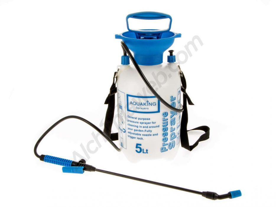 Five litre pump pressure spray