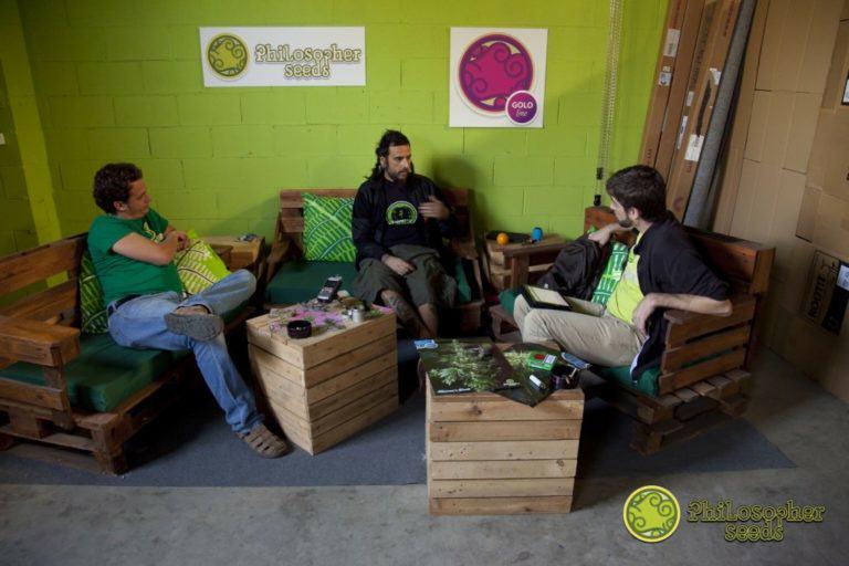 Jimi (Reggae Seeds) at Philosopher Seeds