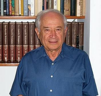 Israeli professor Raphael Mechoulam, the first to isolate THC