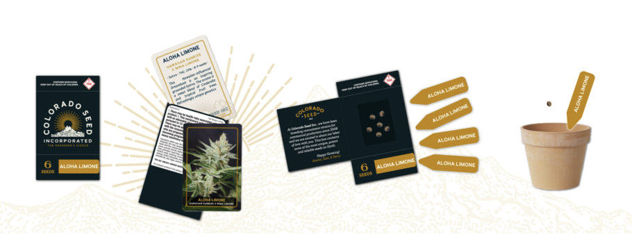 Colorado Seed packs have all the info you'll need
