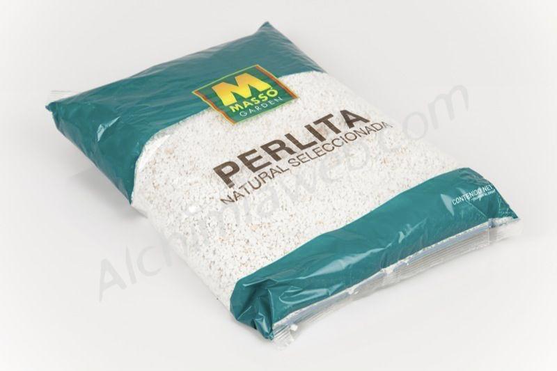 Perlite for extra spongy soil
