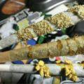 Joints covered in cannabis concentrates
