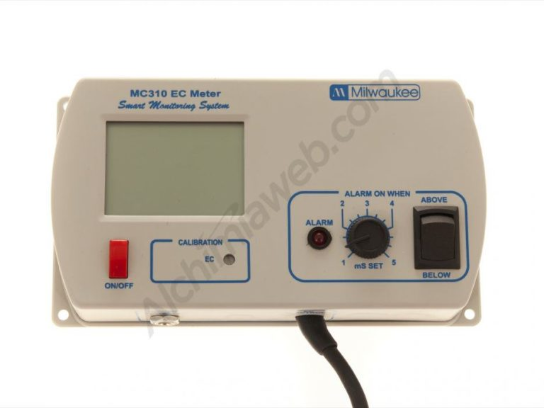 EC meters for cannabis cultivation