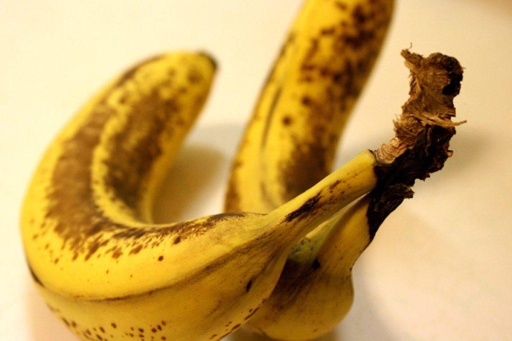As fruit ripens it produces ethylene