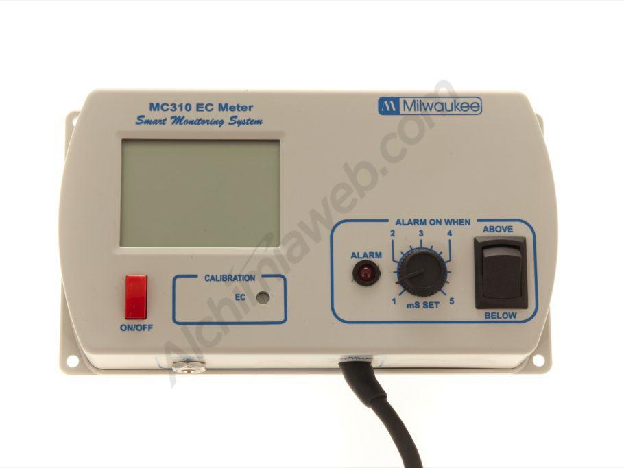 Milwaukee continuous pH meter