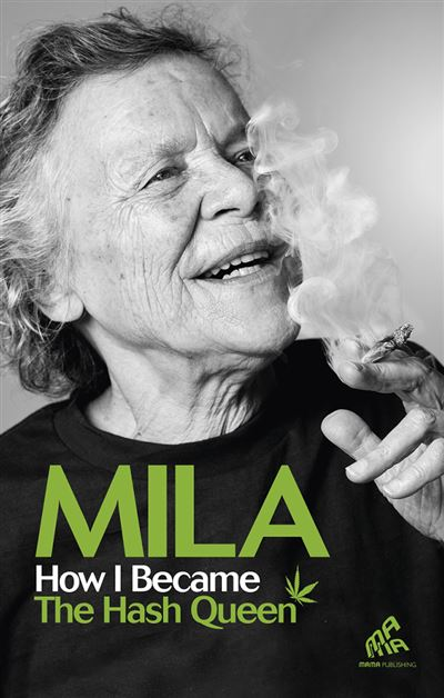 The popular Mila, author, activist and creator of The Pollinator