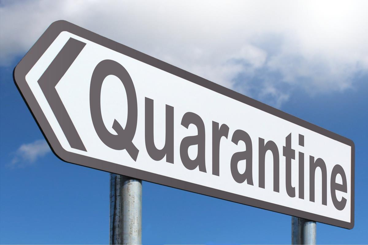 Plant Quarantine: Isolation is prevention!