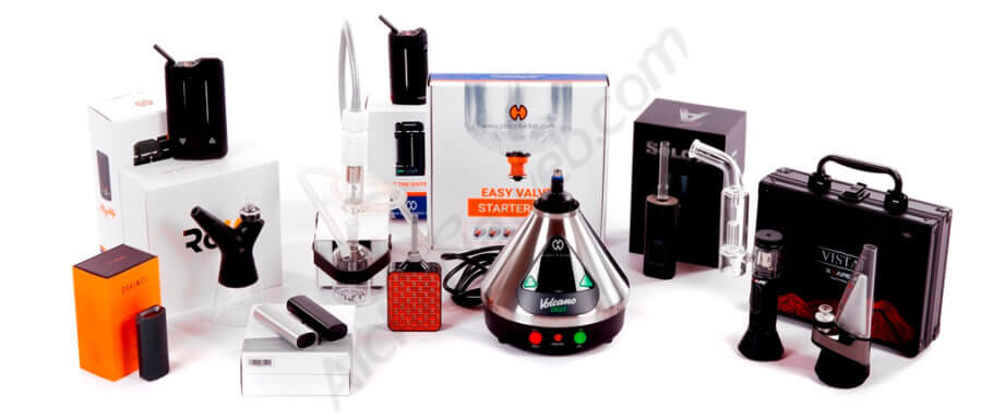 A wide range of vaporizers awaits for you in alchimiaweb.com
