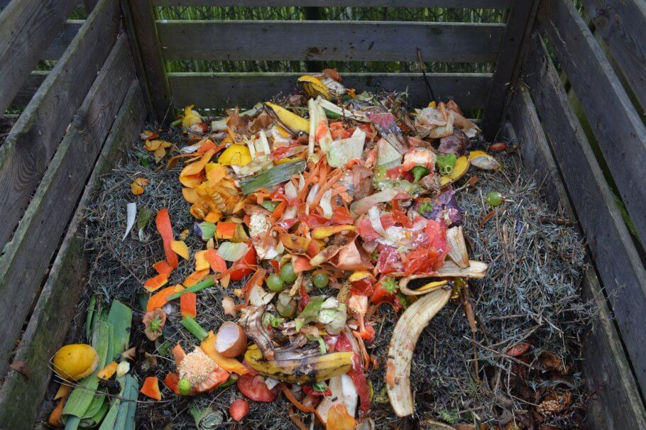 As with traditional composting, you can use kitchen scraps to make Bokashi