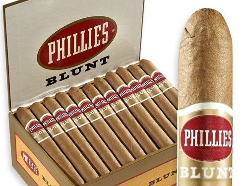 The legendary Phillies Blunt