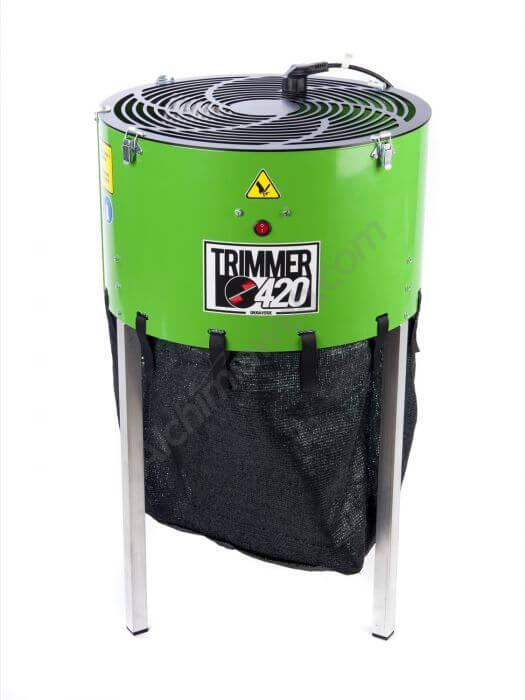 Oruga Verde Trimmer-420