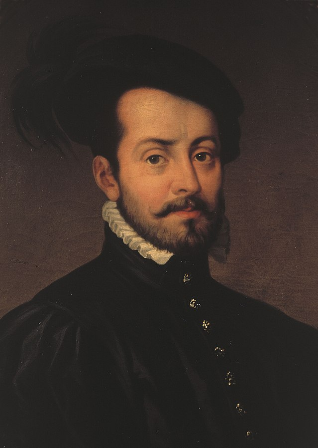 Hernán Cortés allegedly took cannabis to Mexico in the 16th century