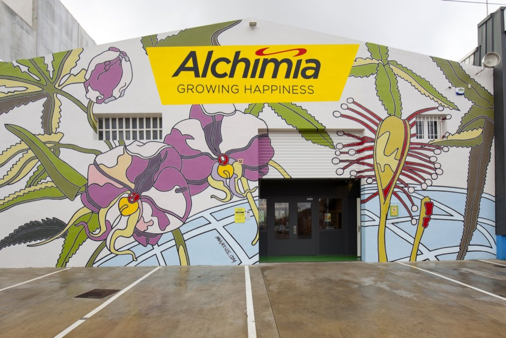 Our third and current store in Vilamalla