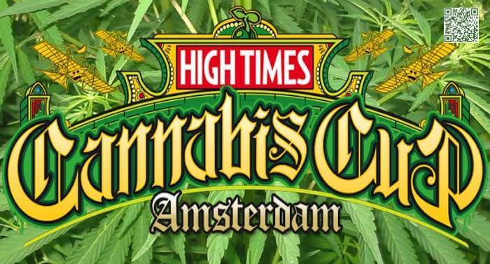 High Times has organized the Cannabis Cup in Amsterdam since 1988 (Source: Devilsharvest)