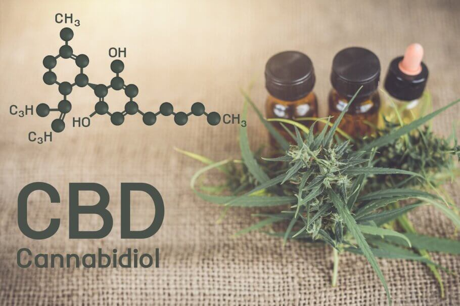 CBD and THC are the two most prevalent cannabinoids found in cannabis