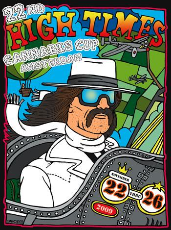Résultats de la High Times Cannabis Cup 2009
