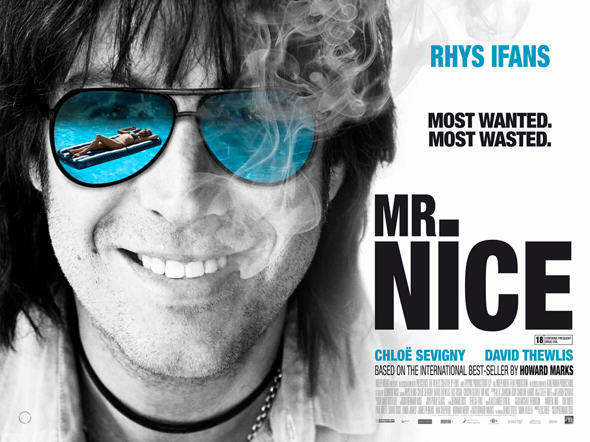 Mr. Nice affiche
