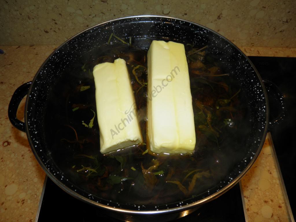 Gateau sans beurre de marrakech