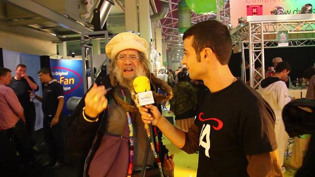 Kings of Cannabis: Interviews Spannabis 2013