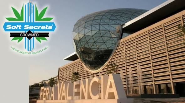 Growmed 2013 à la Feria de Valencia